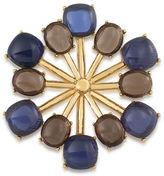 Trina Turk Stone Cluster Brooch