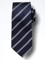 Banana Republic Double-Stripe Nanotex® Tie