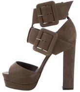 Pierre Hardy Multistrap Platform Sandals