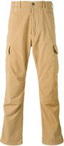 Pt01 straight cargo trousers - men - Cotton/Spandex/Elastane - 46