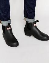 Hunter Original Chelsea Boot Wellies - Black