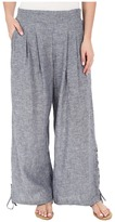Miraclebody Jeans Lil Cropped Wide Leg Pull-On Pants