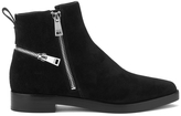 Kenzo Women's Totem Flat Ankle Boots Black