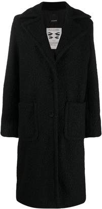 Pinko single-breasted coat
