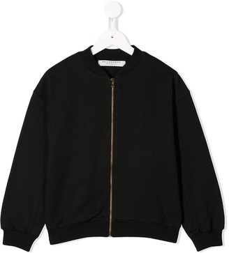 Philosophy Di Lorenzo Serafini Kids Front Zip Sweater