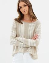 Sportscraft Penny Stripe Knit