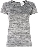 Nike Flyknit short sleeve top - women - Nylon/Polyester - XS