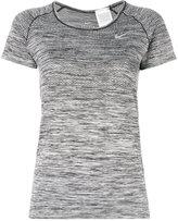 Nike Flyknit short sleeve top - women - Polyester/Nylon - XS
