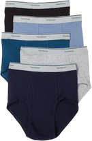 Fruit of the Loom Men's 5-Pack Briefs - Colors May Vary