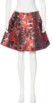 Opening Ceremony Brocade Mini Skirt w/ Tags