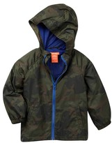 Joe Fresh Camo Windbreaker Jacket (Toddler & Little Boys)