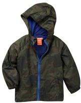 Joe Fresh Camo Windbreaker Jacket (Toddler & Little Boys)