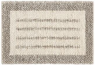 Dash & Albert Bunny Williams For Sorrel Handwoven Rug - Natural/Pebble - 5'x8'