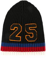 Gucci 25 ribbed knit beanie