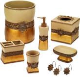 Avanti Braided Medallion Bath Accessories Collection