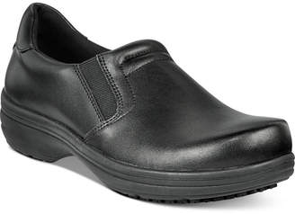Easy Street Shoes Easy Works by Bind Slip Resistant Clogs Women Shoes