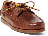 Polo Ralph Lauren Dayne Leather Boat Shoe