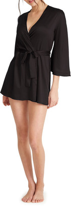 Rya Collection Heavenly Satin Coverup Robe