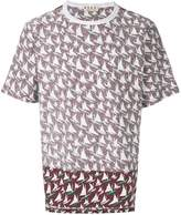 Marni yacht print T-shirt