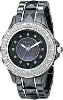 Escada Women's IWW-E4165051 Adriana Analog Display Swiss Quartz Watch