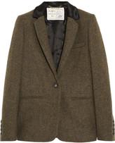 Aubin & Wills Tweenham Harris tweed blazer