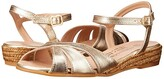 Eric Michael Vanessa (Gold) Women's Shoes
