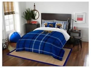 Northwest Company Kentucky Wildcats Full Comforter Plaid