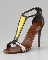 Burberry T-Strap Sandal
