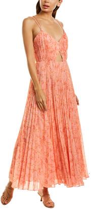 AMUR Lucy Midi Dress