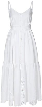 Aggi Mya White Dress