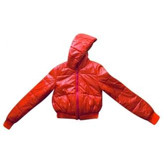 Stella Mccartney Pour Adidas Orange Polyamide Jackets