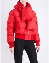 Magda Butrym Starling shell puffer jacket