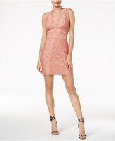 GUESS Blanca Lace Choker Dress