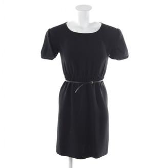 Miu Miu Black Polyester Dresses