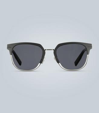 Christian Dior Half-frame sunglasses