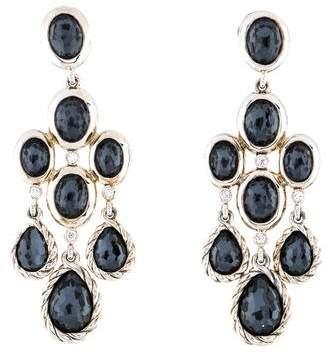 David Yurman Color Classics Chandelier Earrings
