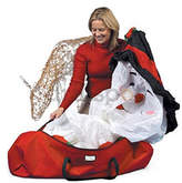 Asstd National Brand All-Purpose Large Heavy Duty Holiday Decorations Christmas Storage Bag