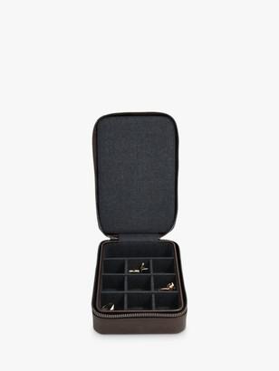 Stackers Men's Zipped Cufflink Box
