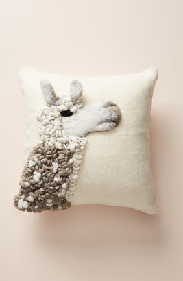 Anthropologie Home Anthrolopogie Ernie and Irene Llama Pillow