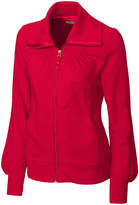 Cutter & Buck Red Vancouver Full-Zip Jacket