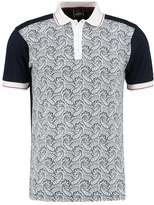 Merc Barnes Polo Shirt Navy