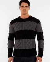Le Château Cable Kit Crew Neck Sweater