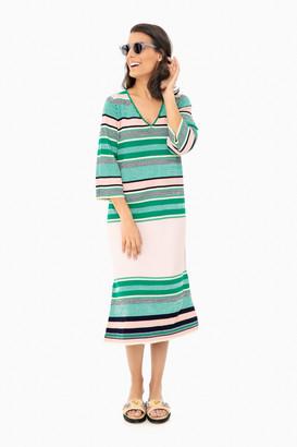 Retro Striped Stevie Dress