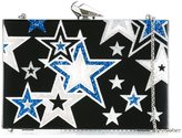 Kotur star print clutch