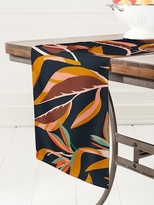 Deny Designs Anthology of Pattern Elle Bird of Paradise Table Runner