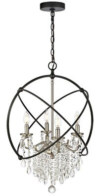 Black Crystal Candelabra Shop The World S Largest Collection Of Fashion Shopstyle