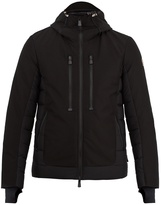 Moncler Bessans hooded down jacket