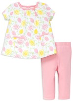 Offspring Girls' Lemon Tunic & Leggings Set - Baby