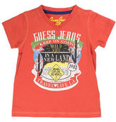 Guess Wild Life Graphic T-Shirt