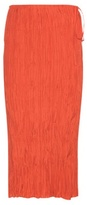 Altuzarra Calligraphy plissé skirt